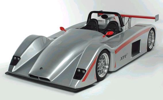 Build A Car >> Westfield XTR2