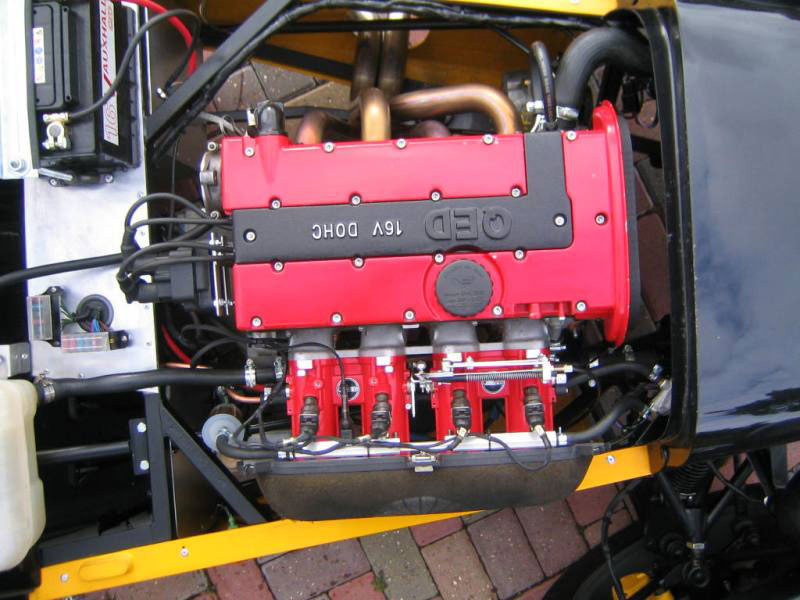 westfield-world kitcar support site - installing a vauxhall xe, Wiring diagram