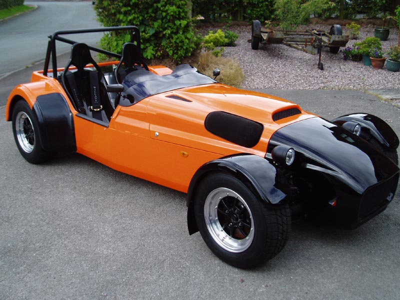 Westfield-world Kitcar support Site - Mark's Westfield picture Gallery