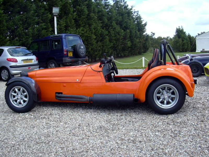 Westfield-world Kitcar support Site - Simon's Westfield picture Gallery