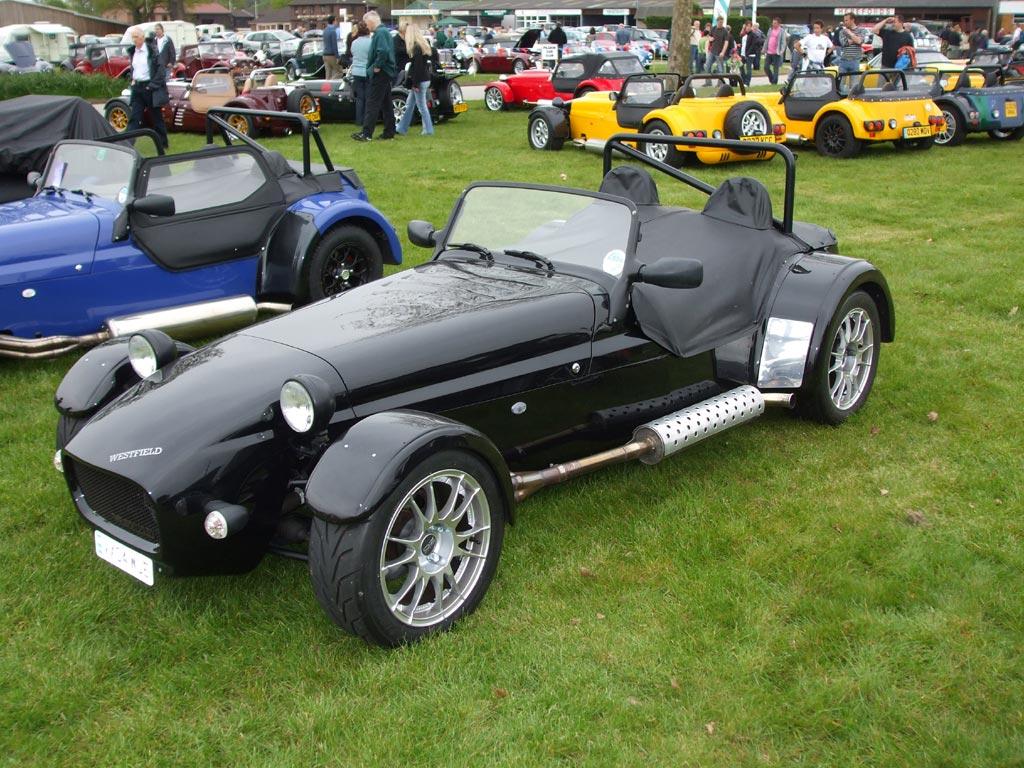 Westfield-world Kitcar support Site - Stoneleigh kit car show 2008